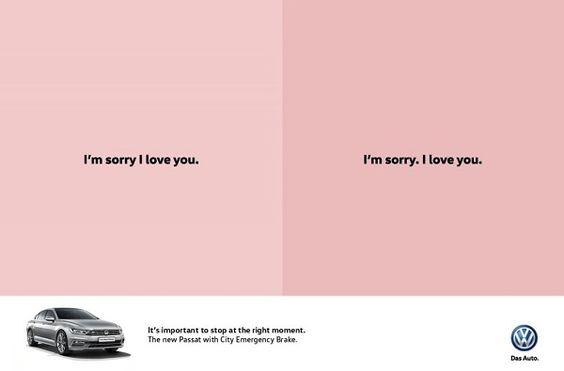 Punteggiatura in pubblicità_Volkswagen 1_Blog Copybraid